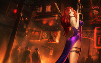Miss Fortune - League of Legends wallpaper 1920x1080 jpg