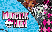 Monster High [4] wallpaper 1920x1200 jpg