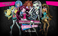 Monster High [2] wallpaper 1920x1200 jpg