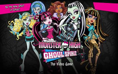 Monster High [2] wallpaper