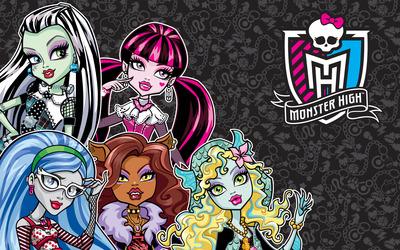 Monster High wallpaper