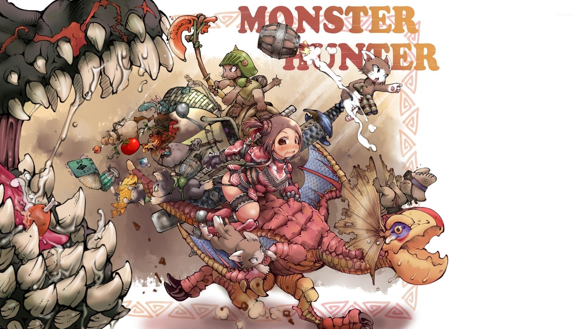 Monster Hunter 4 Wallpaper Game Wallpapers 29122