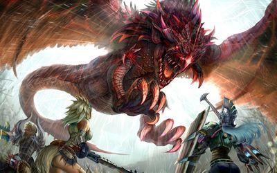 Monster Hunter [2] wallpaper
