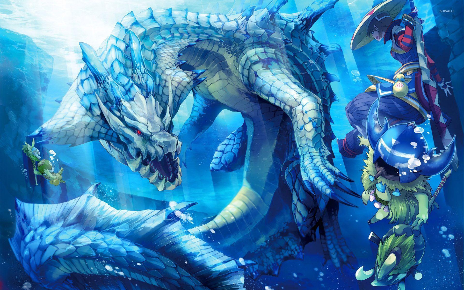 Monster Hunter 3 Wallpaper Game Wallpapers 29185