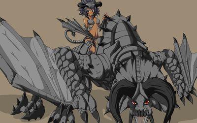 Monster Hunter [14] wallpaper