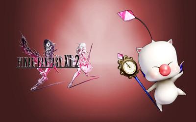 Moogle - Final Fantasy XIII-2 wallpaper