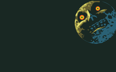 Moon - The Legend of Zelda: Majora's Mask wallpaper