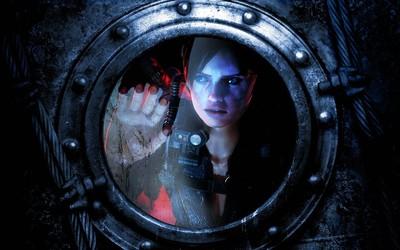 Morgan Lansdale - Resident Evil: Revelations wallpaper