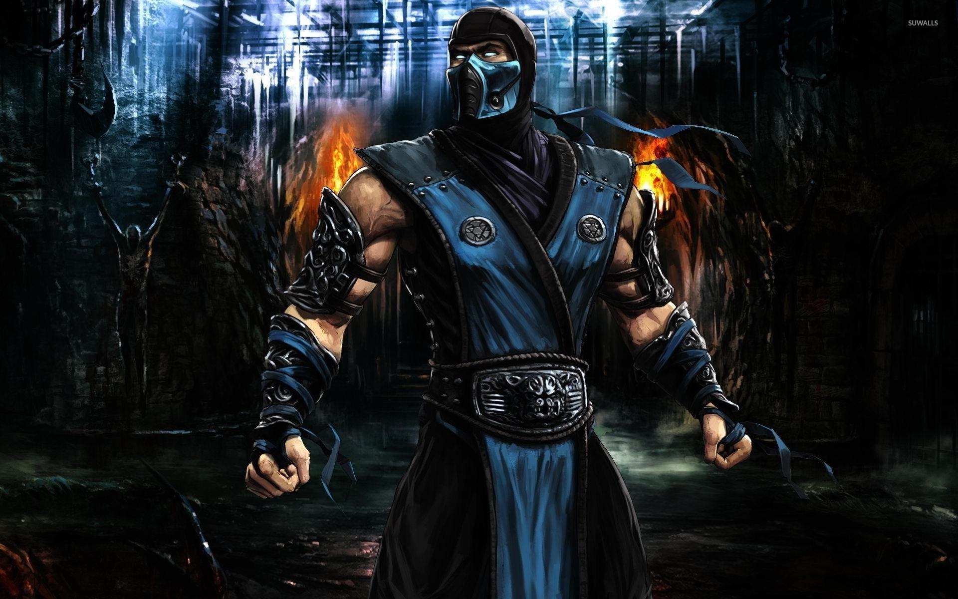 Mortal Kombat 4 Wallpaper