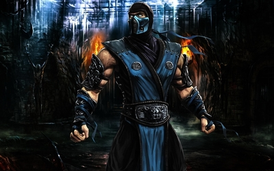 Mortal Kombat [4] wallpaper