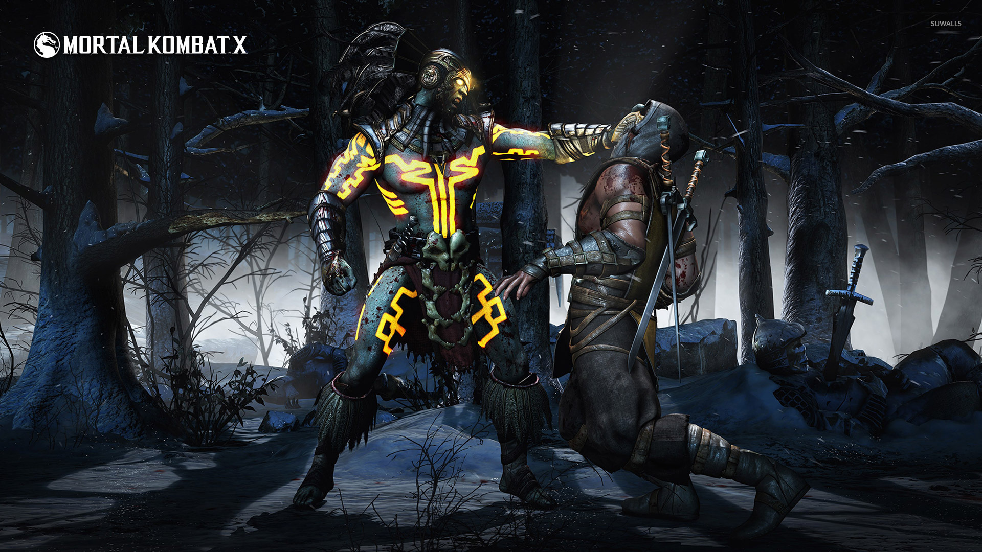 Mortal Kombat X 3 Wallpaper Game Wallpapers 31448