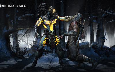 Mortal Kombat X [3] wallpaper