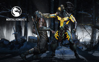 Mortal Kombat X [2] wallpaper 2880x1800 jpg