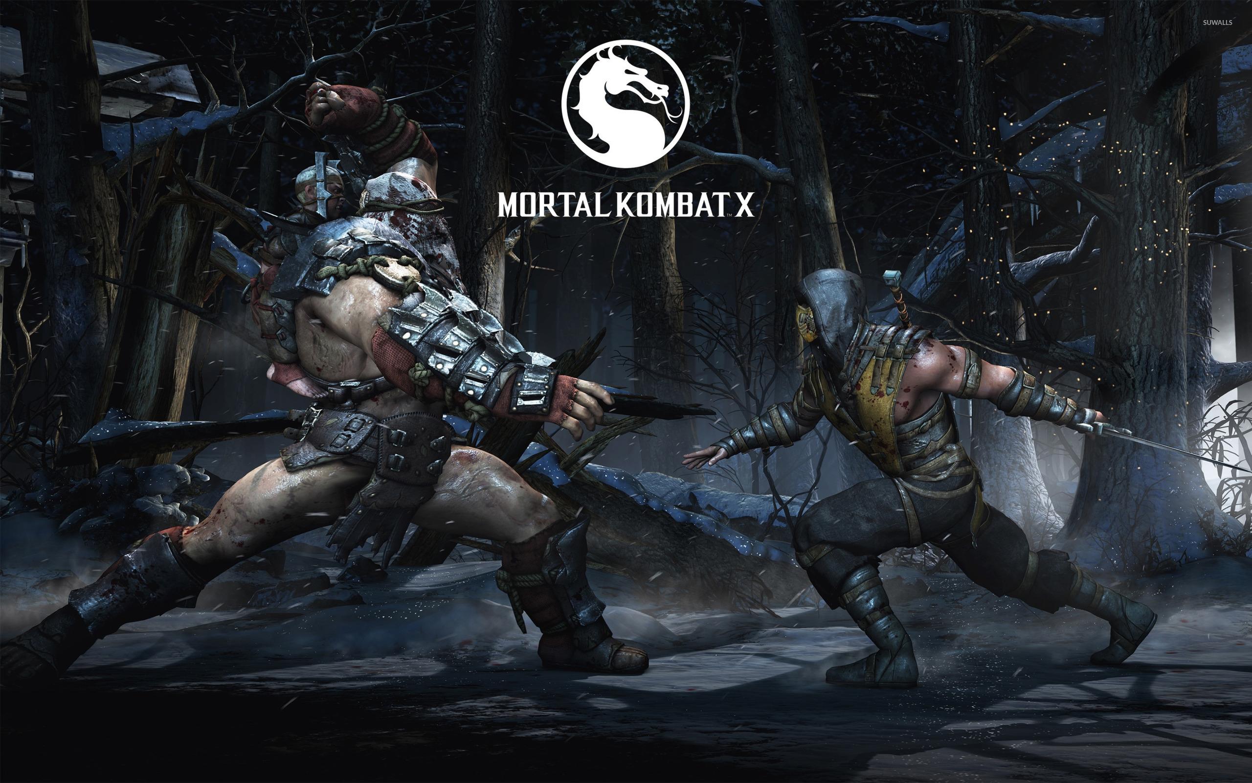 Mortal Kombat X Wallpapers: Mortal Kombat X [4] Wallpaper