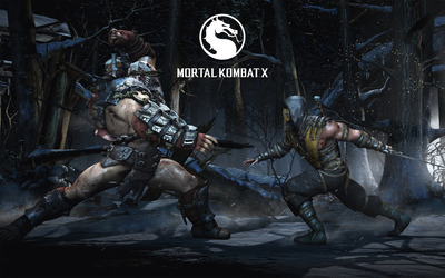 Mortal Kombat X [4] wallpaper