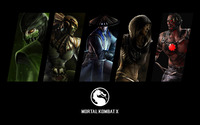 Mortal Kombat X wallpaper 2880x1800 jpg