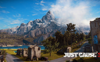Mountain in Medici - Just Cause 3 wallpaper 1920x1080 jpg