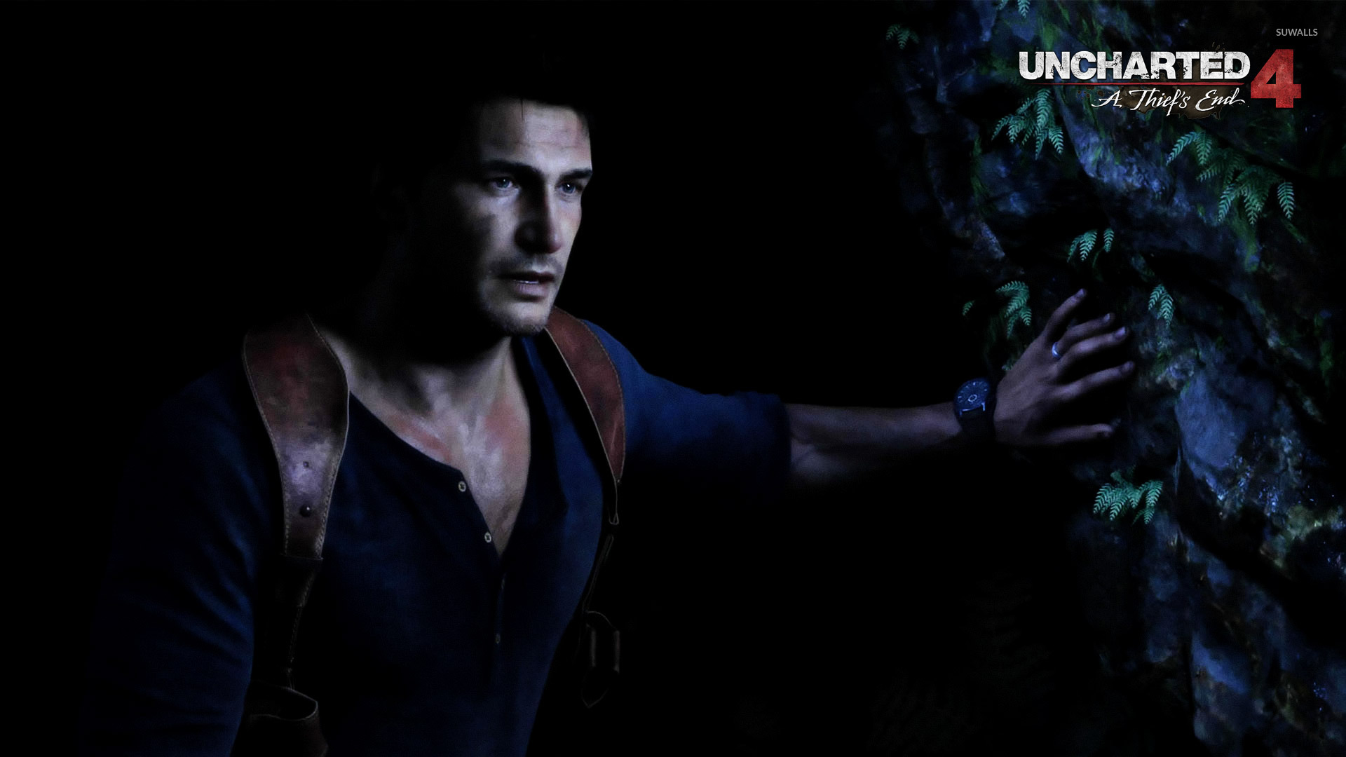 Nathan Drake Uncharted 4 A Thief S End 2 Wallpaper Game