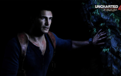 Nathan Drake - Uncharted 4: A Thief's End [2] wallpaper