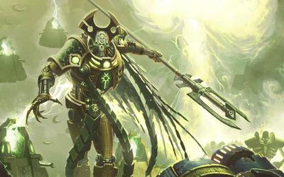 Necron - Warhammer 40,000 wallpaper