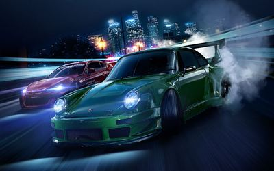 Need for Speed [2] wallpaper