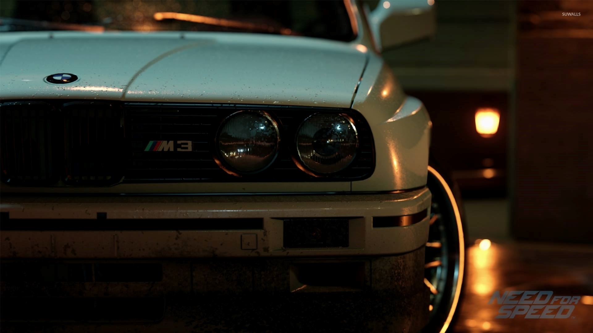 BMW M3 - Need for Speed wallpaper