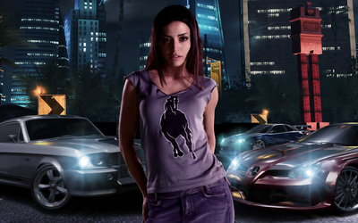 Need For Speed: Carbon wallpaper