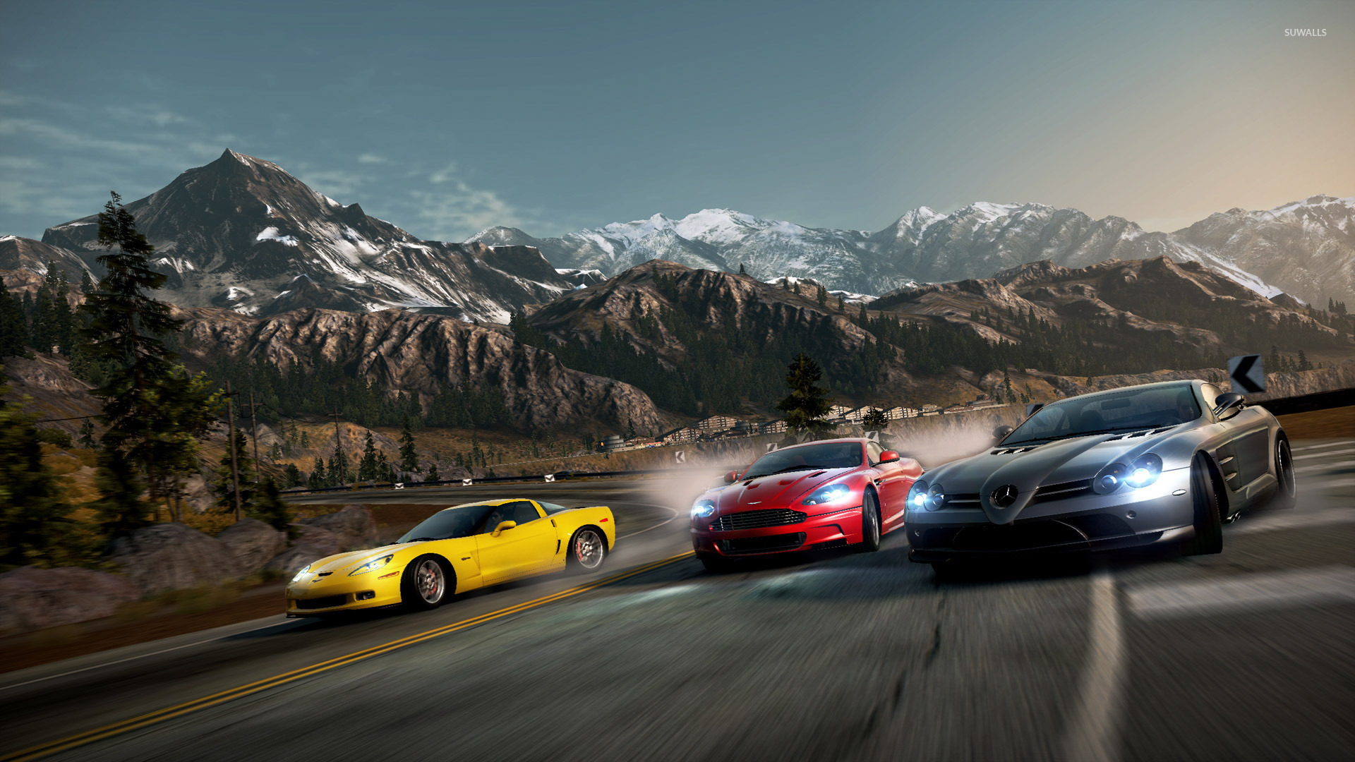 Need For Speed Hot Pursuit 3 Wallpaper