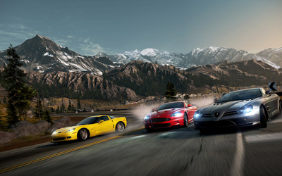 Need for Speed: Hot Pursuit [3] wallpaper