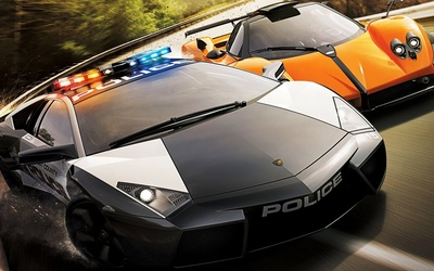 Need for Speed: Hot Pursuit [5] wallpaper