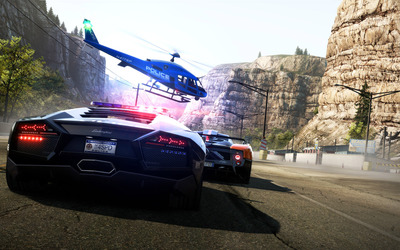 Need for Speed: Hot Pursuit [2] wallpaper