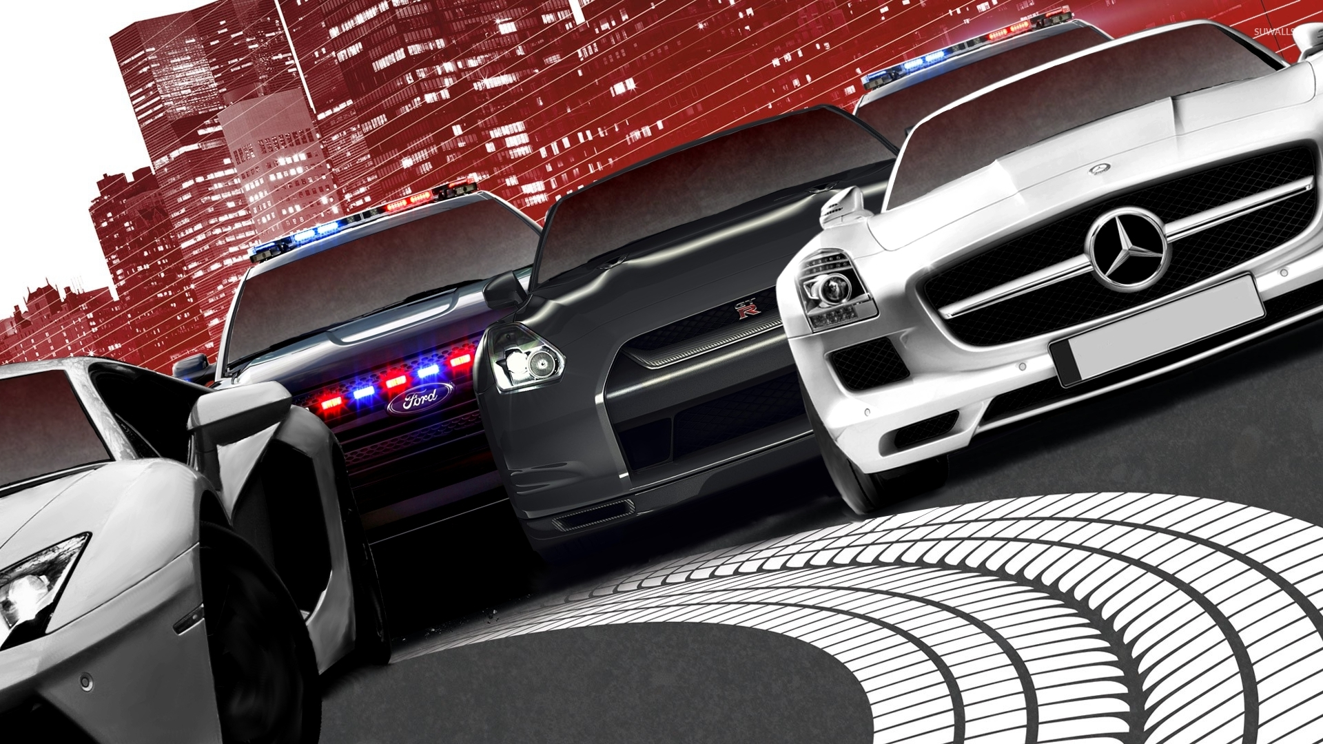 Need For Speed Most Wanted 8 Wallpaper Game Wallpapers 27325