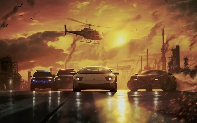 Need for Speed: Most Wanted [2] wallpaper