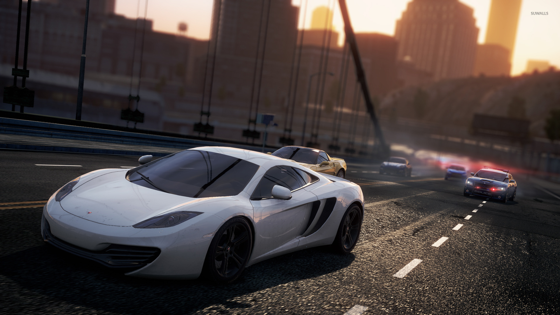 Need For Speed Most Wanted 5 Wallpaper Game Wallpapers 28303
