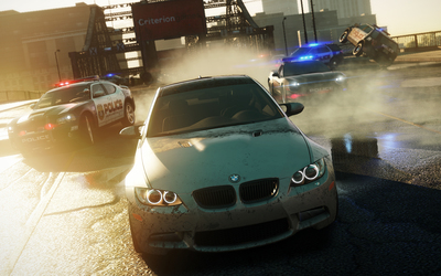 Need for Speed: Most Wanted [6] wallpaper