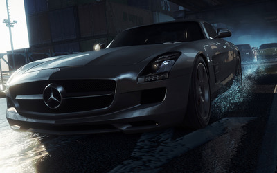 Need for Speed: Most Wanted [12] wallpaper