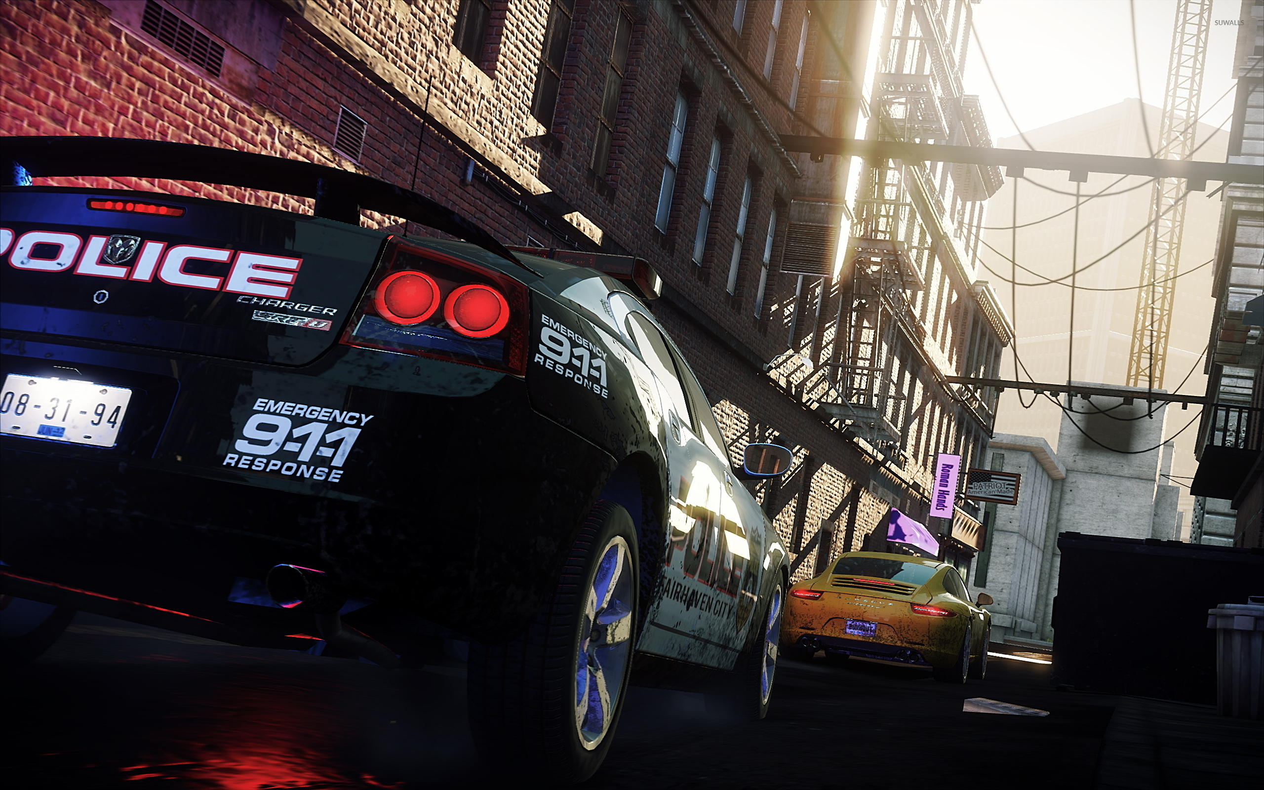 Need For Speed Most Wanted 10 Wallpaper Game Wallpapers 30786
