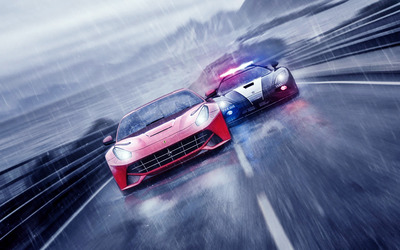 Need for Speed: Rivals [3] wallpaper
