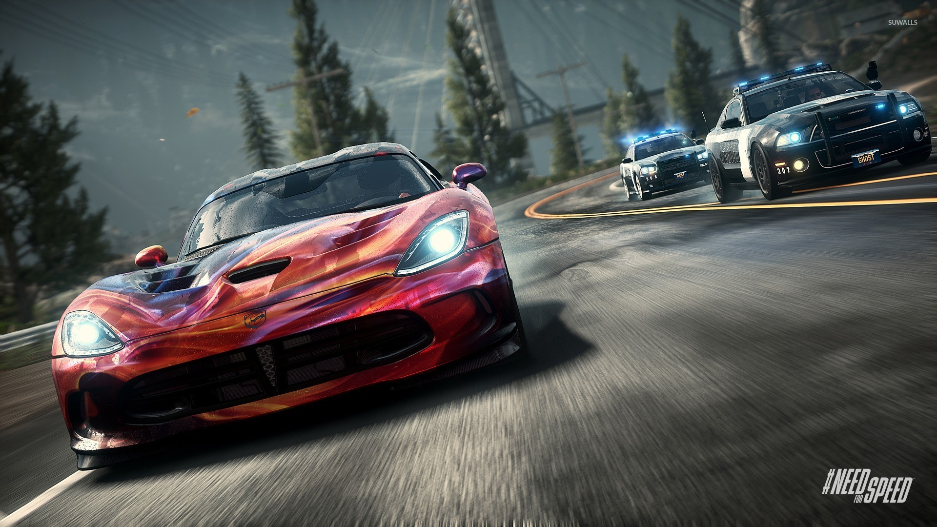 Need for Speed: Rivals [19] wallpaper - Game wallpapers ...