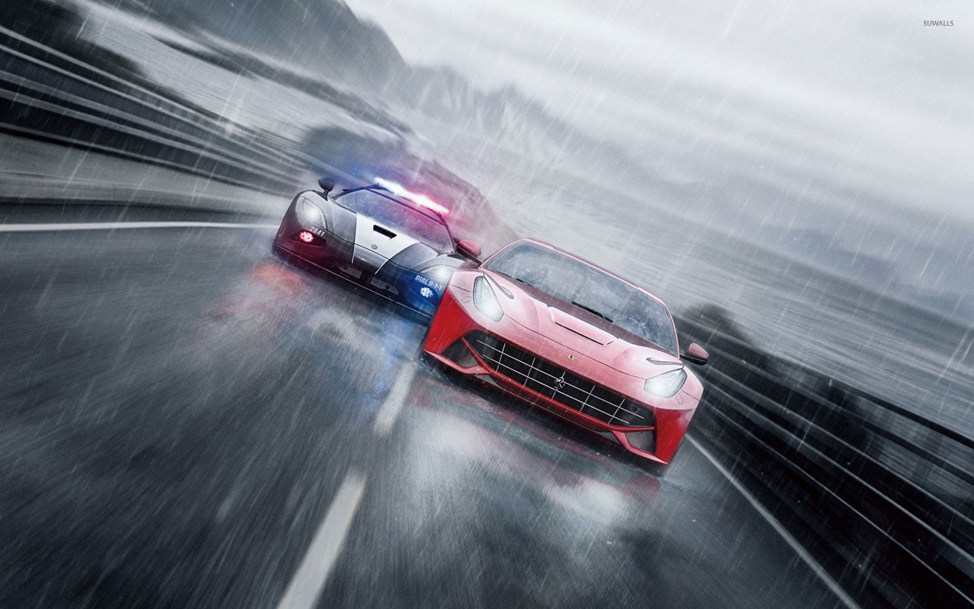 need for speed: rivals wallpaper - game wallpapers - #26071