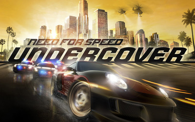 Need for Speed: Undercover wallpaper