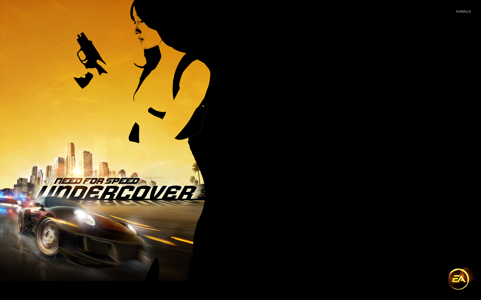 Need for Speed: Undercover [2] wallpaper - Game wallpapers - #1528