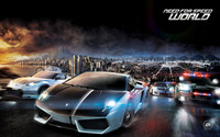 Need for Speed: World wallpaper 1920x1200 jpg