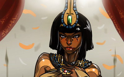 Neith - Smite [3] wallpaper