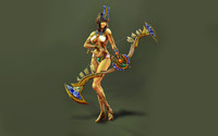 Neith - Smite wallpaper 2880x1800 jpg