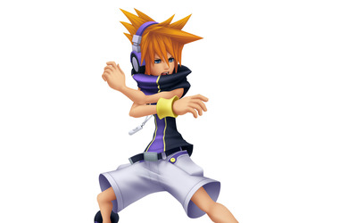 Neku - Kingdom Hearts III wallpaper