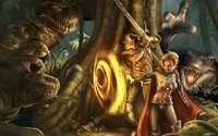 Neverwinter Nights 2 wallpaper 1920x1200 jpg