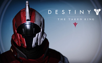 New Monarchy Warlock male helmet - Destiny: The Taken King wallpaper 3840x2160 jpg
