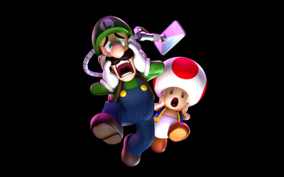 New Super Luigi U [3] wallpaper