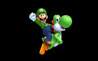 New Super Luigi U wallpaper 2560x1600 jpg